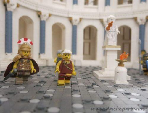 Mostra Lego a Milano: I love Lego!