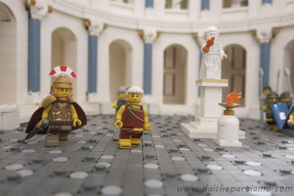 Mostra Lego a Milano