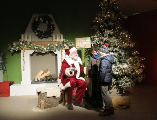 Visita al Magico Paese di Natale di Govone