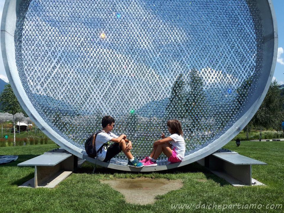 Visita ai Mondi di Cristallo Swarovski
