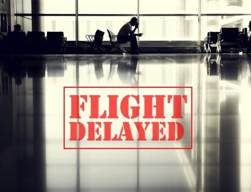 Volo in ritardo per più di 3 ore: la nostra esperienza