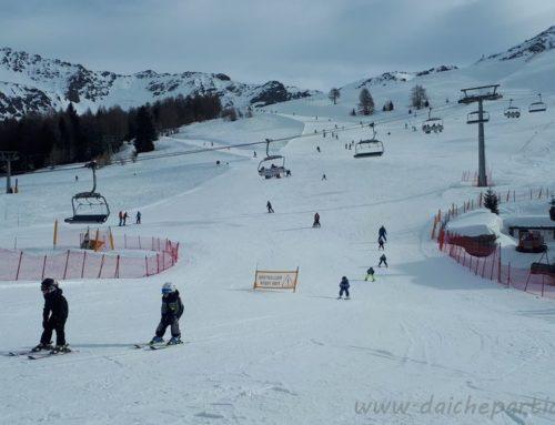 Sciare a Campodolcino con bambini: skiarea Valchiavenna
