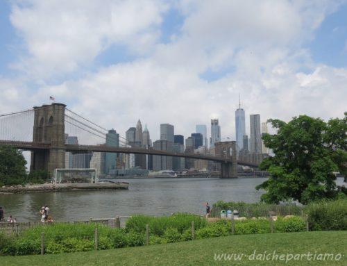 Viaggio di gruppo a New York con bambini a luglio