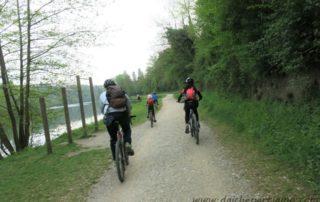 Ciclo-pedonale dell'Adda da Porto d'Adda a Crespi d'Adda