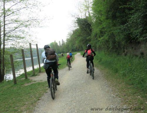 Ciclo-pedonale dell'Adda da Porto a Crespi d'Adda
